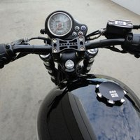Hand Bar First Racer For Triumph Hinckley Bonneville Scrambler