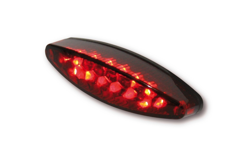 Mini Stop and tail light with LED lighting