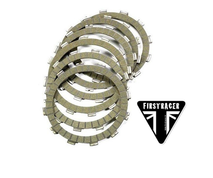 Friction Clutch Plates kit Triumph Bonneville 800