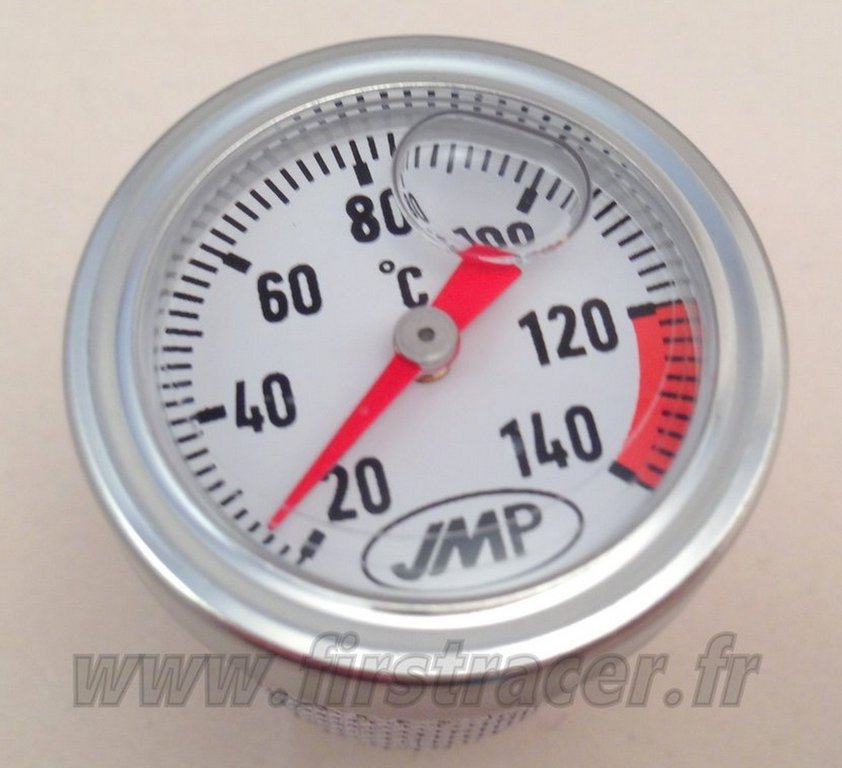 Manometer temperature of BMW Flat Twin oil