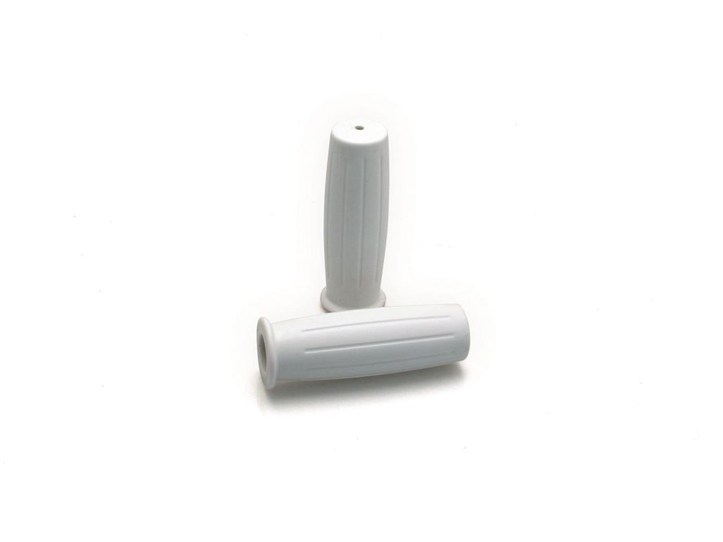 "Zeppelin Cafe Racer White grips 7/8 ""(22mm)"