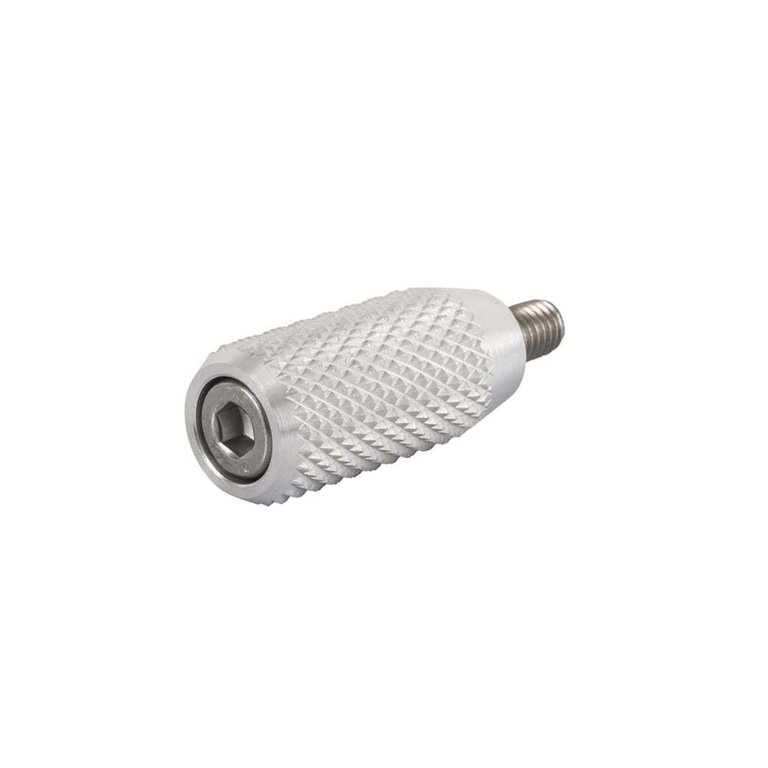 Motone Gear Shifter Lever End Peg - Knurled - Alu