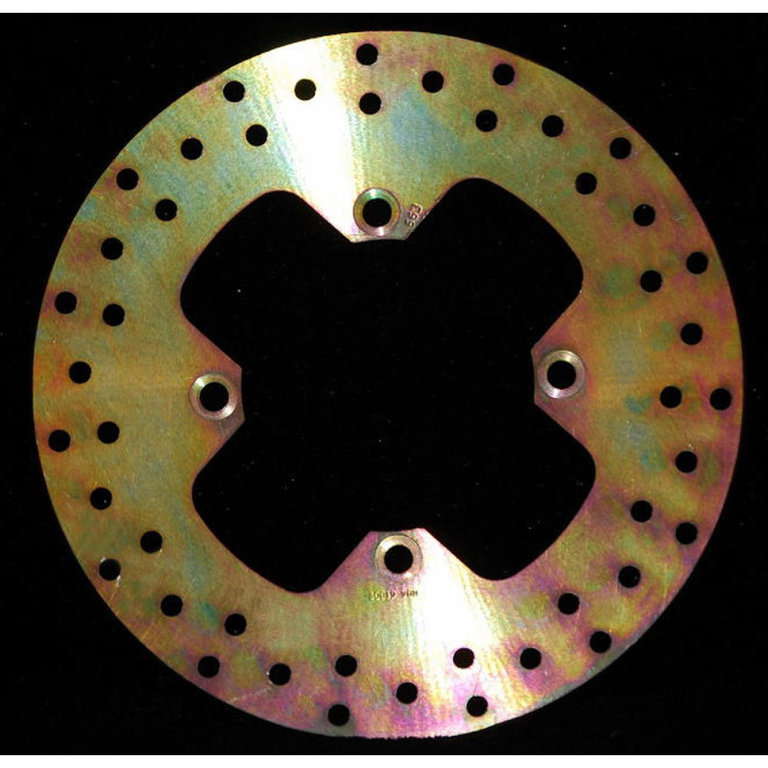 Rear brake disc Triumph 900 EBC HPSR SERIES SOLID ROUND