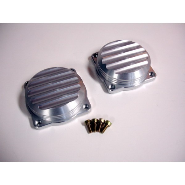 CAPOTS CARBURATEURS POUR TRIUMPH EFI ALUMINIUM JOKER MACHINE