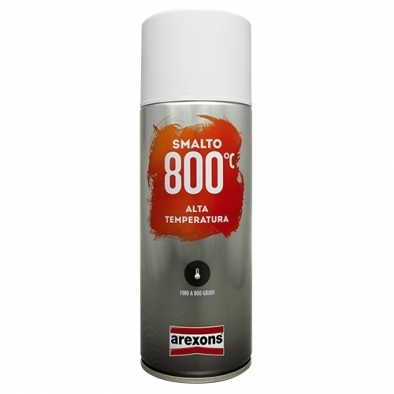 High temperature paint spray 800 ° C Black - 400ml