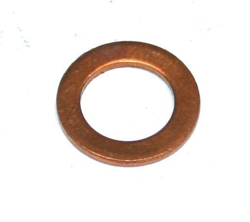 Copper Sump Plug Washers Triumph 14mm Drain Plugs (x4 Pcs)