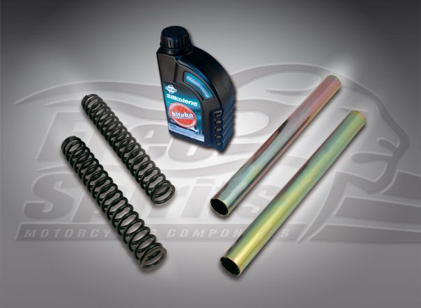 Fork spring kit for Triumph Bonneville / Thruxton