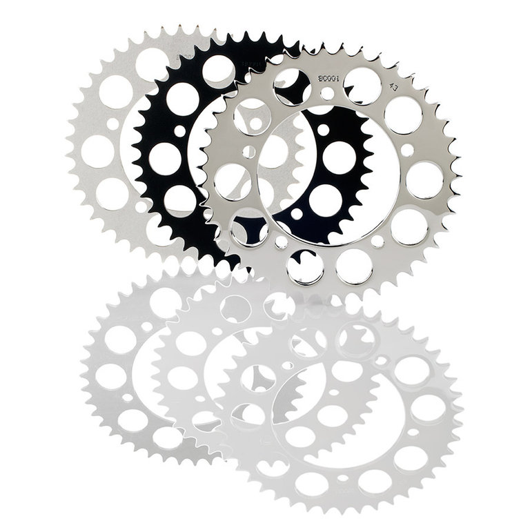 BRITISH CUSTOMS RETRO STYLE SPROCKET