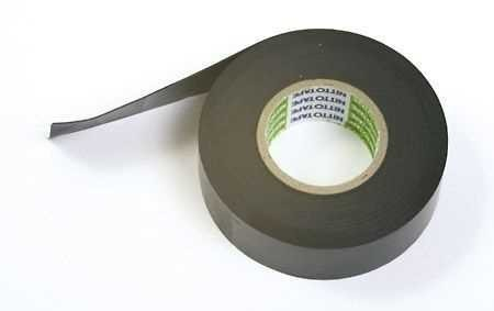 Insulating tape 19mmx0,5mm, 5 m, black