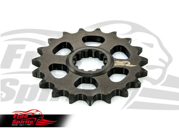 19 teeth pinion for Triumph Bonneville, Thruxton, Scrambler until 2015