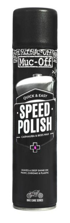 MUC-OFF SPEED POLISH 400 ml le polish express Moto