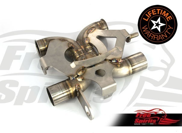 Elimination catalyseur Triumph 1200 Free Spirits Garanti à vie