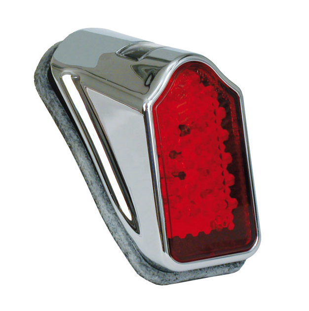 Vintage Chrome Stop Lights and Taillight Led