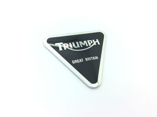 Badge Triangulaire Triumph Carter Allumage origine