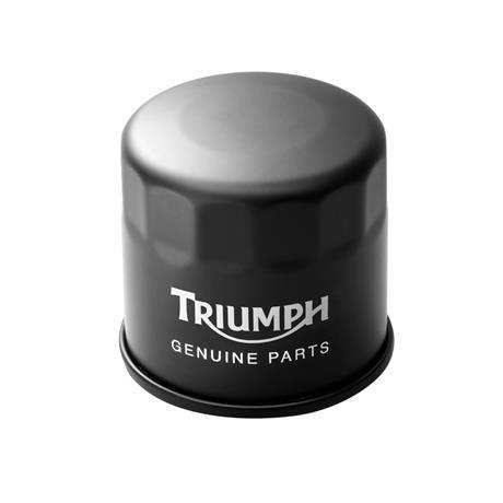 Triumph Hinckley Oil Filter from 2001 to 2015