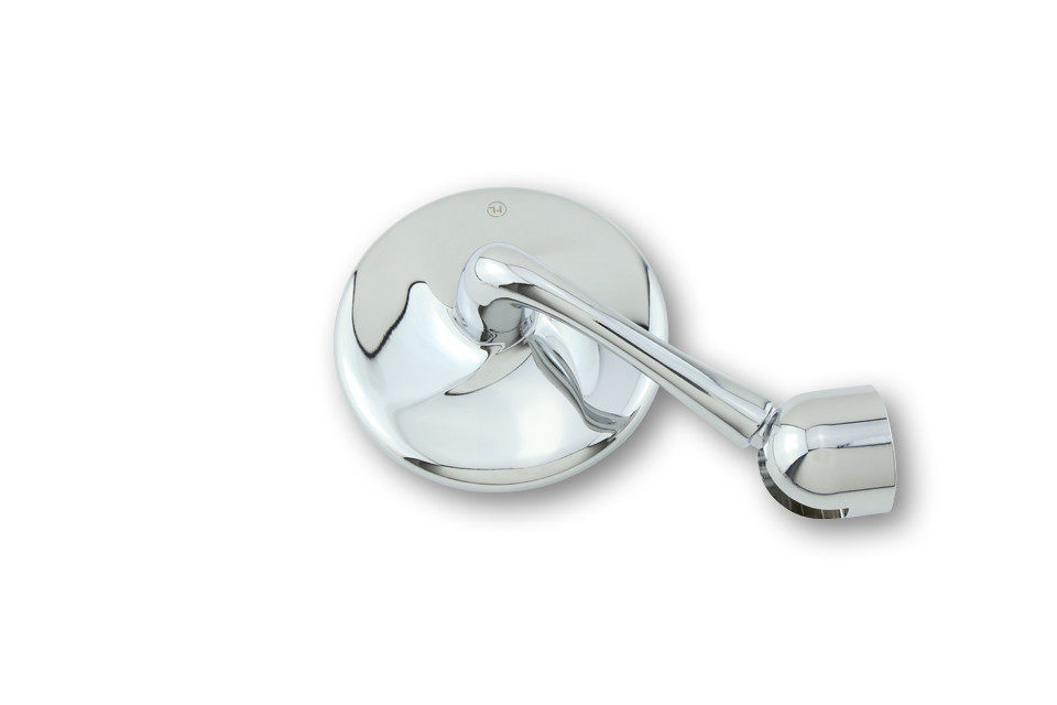 HIGHSIDER handle bar end mirror CLASSIC, chrome