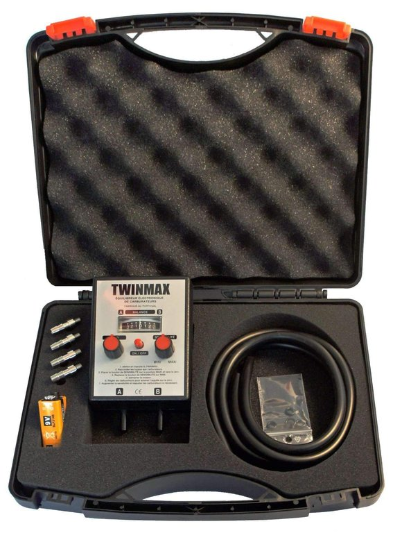 Twinmax Electronic Pressure Depressometer for CARBS