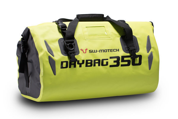 Drybag 350 Yellow tail bag TRIUMPH Bonneville / T100 / SE 986MF (04-16)