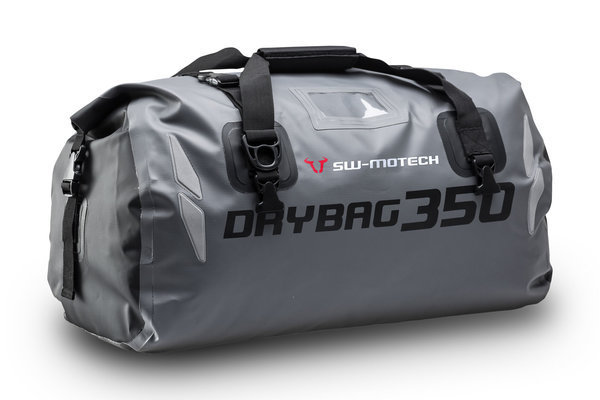 Drybag 350 Grey tail bag TRIUMPH Bonneville / T100 / SE 986MF (04-16)