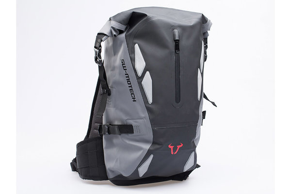Triton backpack. 20 l. Grey/Black. Waterproof