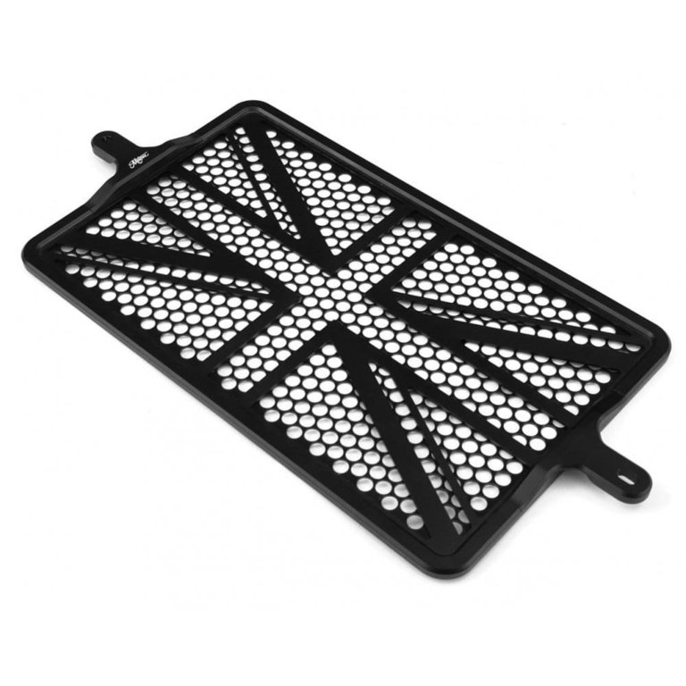 """Union Jack"" Radiator Grille for Triumph Twins MOTONE"