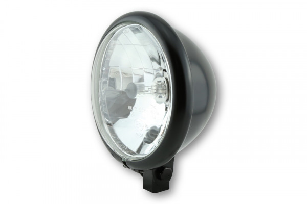 Bates Style Headlight 5 3/4 Inches