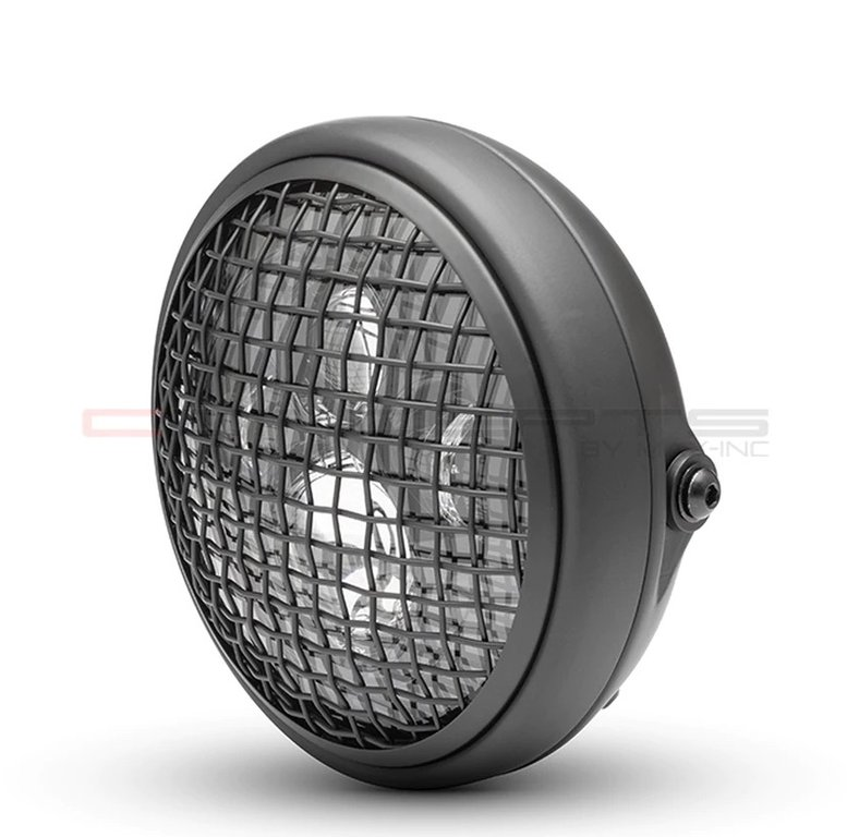 Shorthy LED front light with grid 190 mm