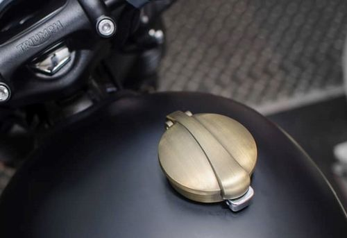 Aston Monza Rocker Plug for Triumph Motorcycles BRASS FINISH
