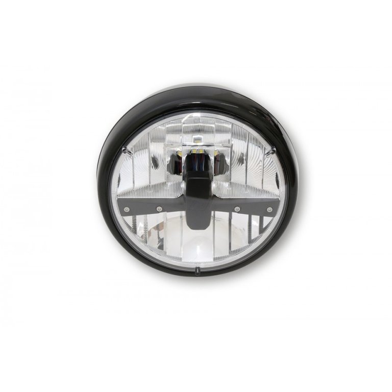 LED front light HIGHSIDER 180 mm RENO TYP 3 black