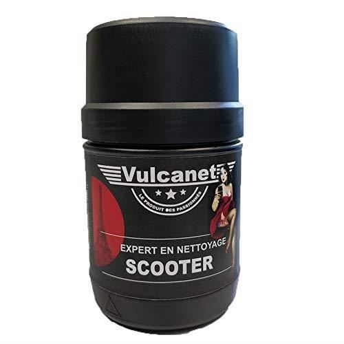 Vulcanet x 70 motorcycle cleaning wipes without water SMALL FORMAT